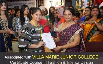 Association with Villa Marie Junior College, Hyderabad for over 3 years