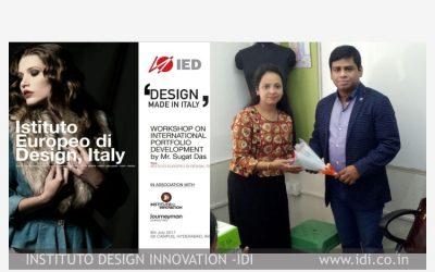 International Portfolio Workshop by IED